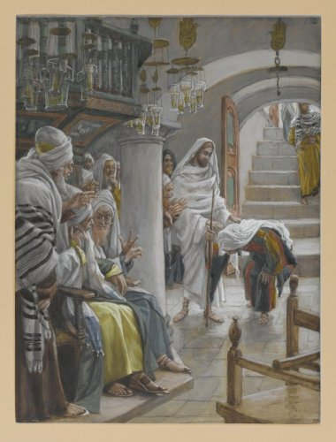 Євангеліє (Лк., XIII:10-17)